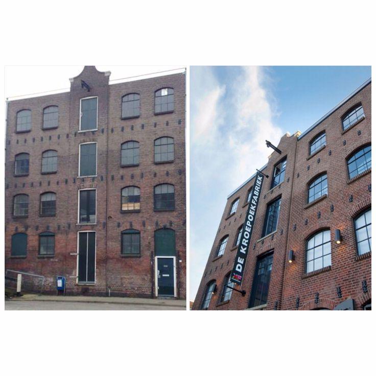 Het pand aan de Koningin Wilhelminahaven ZZ 2 is gebouwd in 1903, in opdracht van J. van Toor Jzn. Oorspronkelijk was het een pakhuis voor de fabricage van geoliede goederen. De laatste rol van het pand was die van kroepoekfabriek. Momenteel is het gebouw helemaal verbouwd en in gebruik als Poppodium.