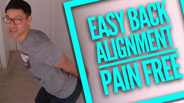 how to pop your back without a chiropractor
