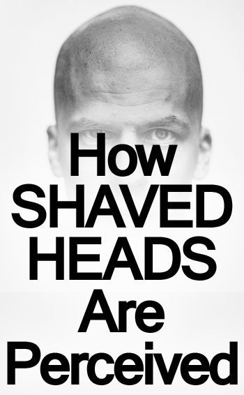 What Does A Man's Bald Head Signal?