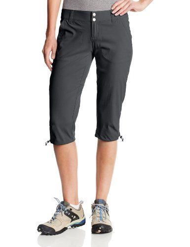 Columbia Women's Saturday Trail II Knee Pant, Grill, 16 >>> For more information, visit image link.