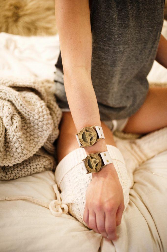 Pandeia compass sundial watches www.pandeiastudio.com
