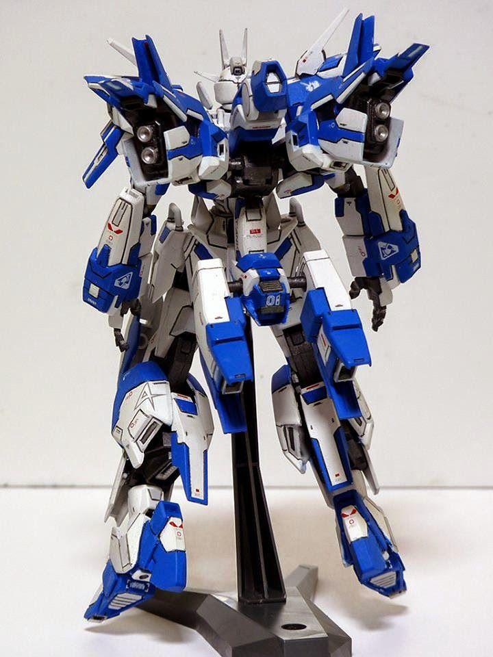 HG 1/144 Gundam AGE-FX + AGE-3 Orbital Custom Build ...