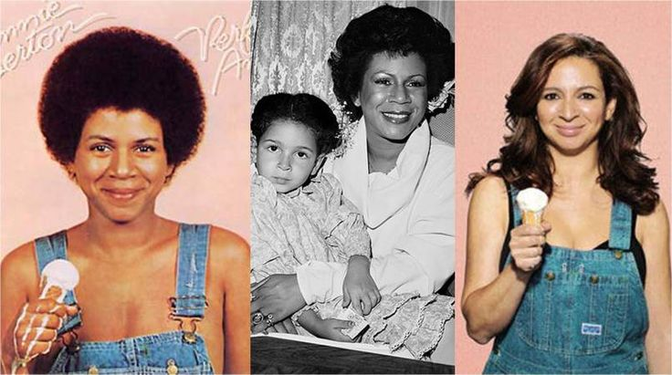 Nov. 9, 2015 would have been Minnie Riperton's 67th birthday. Seen here with her daughter Maya Rudolph