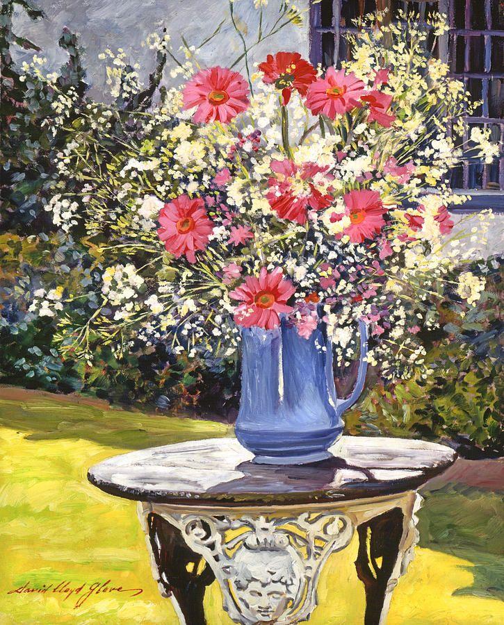 Camilles Garden Bouquet David Lloyd Glover