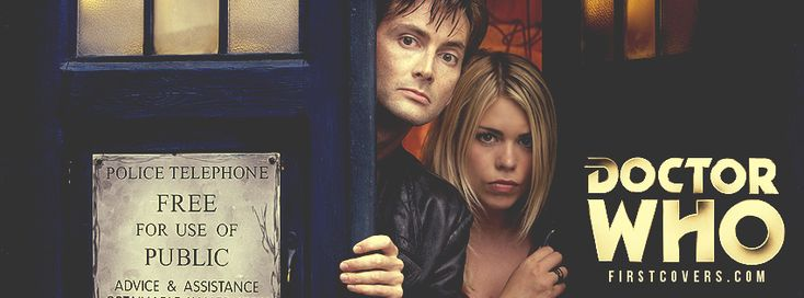 Doctor Who Facebook cover
