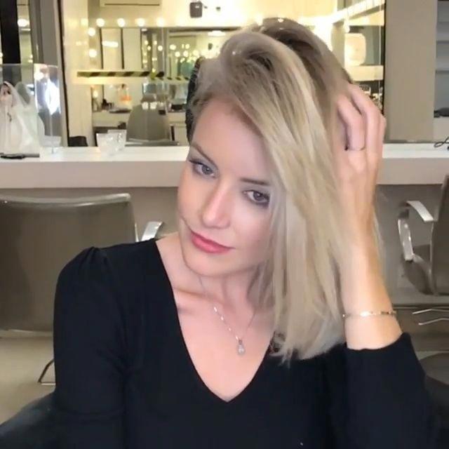 #hair #haircolor #updo #weding #bride #love #women #almanya #instagood #izmir #türkiye #fashion #instagram #haircutsshort
