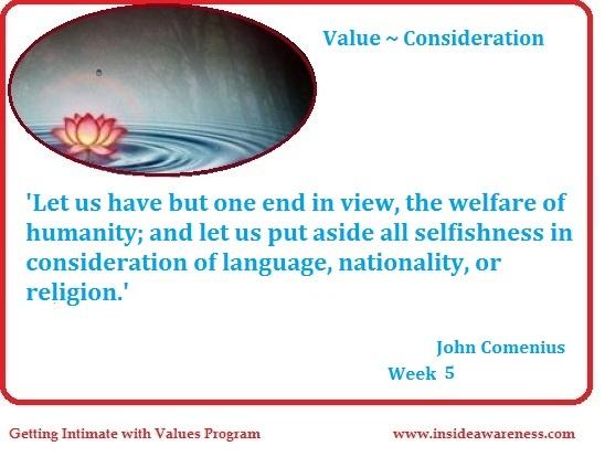 Consideration Quotes. QuotesGram