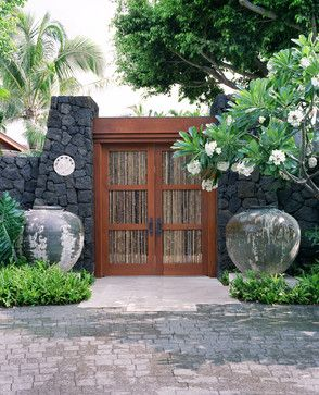 Hawaii Pavillion House - tropical - Landscape - Other Metro - VITA Planning and Landscape Architecture