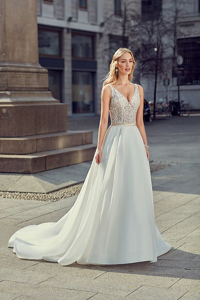 Blossom Brides Bridal Salon Long Island Ny A Line And Ballgown Gowns