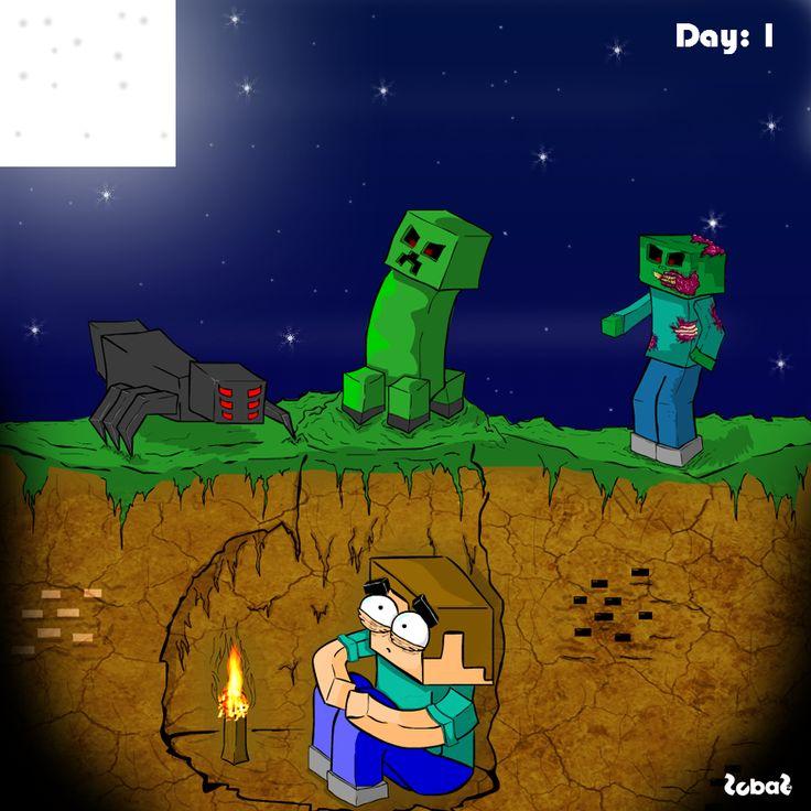 Minecraft - Day 1