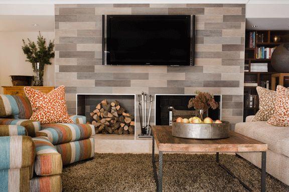 - Fireplace Tiles. Fireplace Inspiration Pinterest