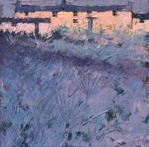 John Piper - penwith blue lll