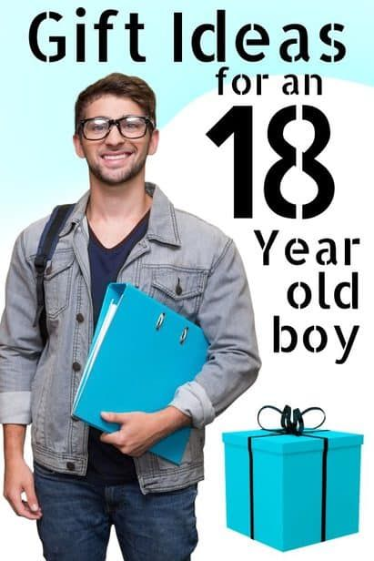 These Birthday Or Christmas Gifts For 18 Year Old Boys Are Going To Set Them On A Path Adulthood They Can Vote That Means Need Some More Grown Up