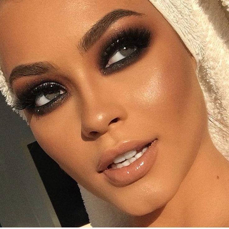 Омолаживающий макияж пошагово фото