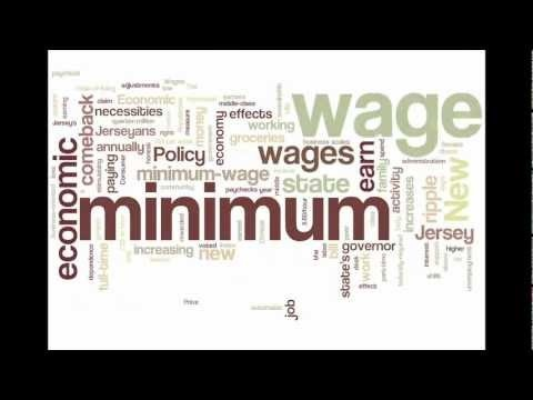 In this video, NJ Senate President Steve Sweeney talks about the need to raise New Jersey's minimum wage and tie it to the Consumer Price Index, so that State residents and business owners can expect predictability and a fair minimum wage that isn't guided solely by the whims of politicians.