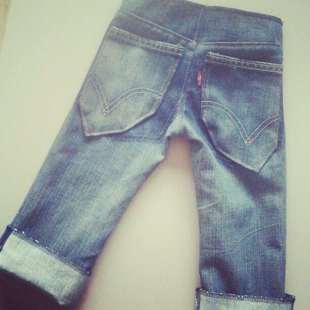 Oude broek-nieuwe broek 2012