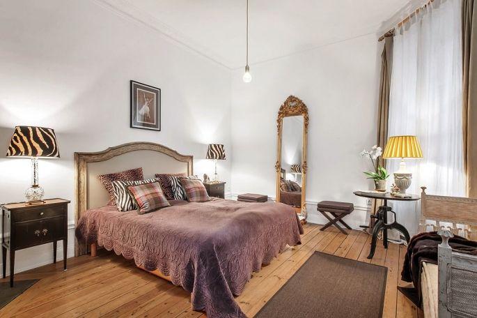 Шведская квартира 89 м2 в классическом стиле и шведской печкой - Дизайн интерьеров | Идеи вашего дома | Lodgers