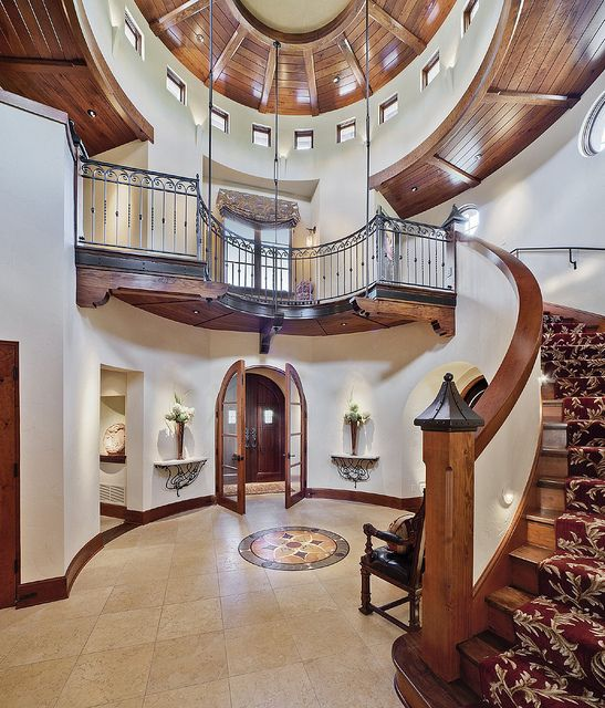 279 best images about magnificent staircases on pinterest ...