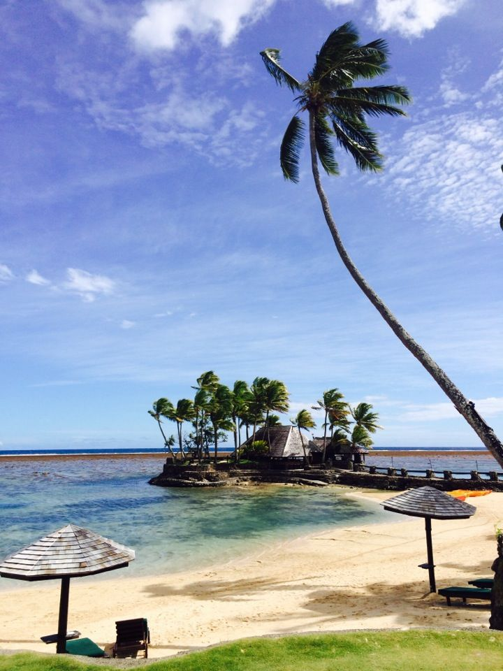 Warwick Fiji Resort & Spa in Komave Village