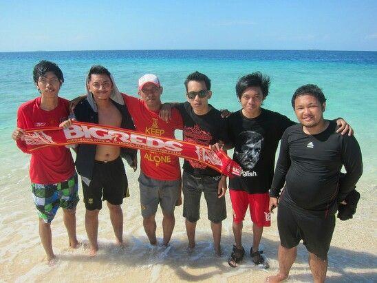 Bigreds Makassar at kodingareng island