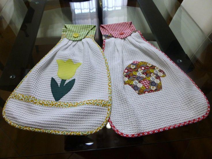 asciughini per cucina di I sogni nel cassetto su DaWanda.com
