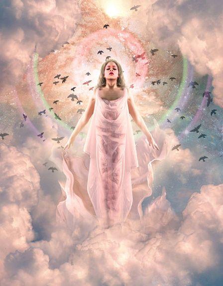 Empath test The Rainbow Goddess EmpathEnchanted Art, Goddesses Inspiration, Goddesses Empath, Rainbows Goddesses, Moon Goddesses, Favorite Quotes, Iris Goddesses, Art Fantasy, Greek Mythology