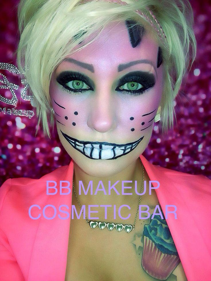 13 best Halloween ideas images on Pinterest | Cheshire cat makeup ...