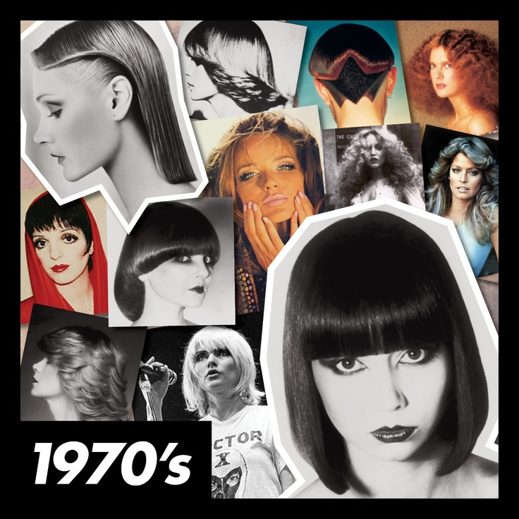 #TONIANDGUY in the #1970s - #70s #hair #hairstyles