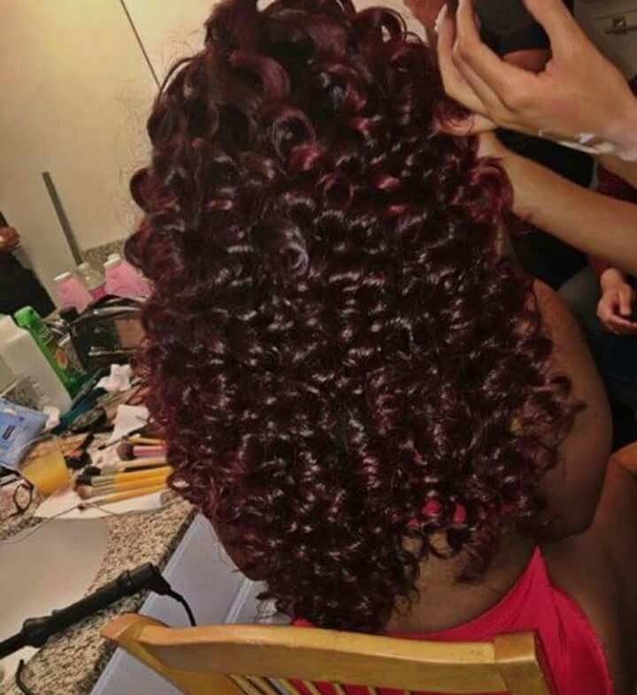40 Chicest Sew-In Hairstyles for Black Women [2019]