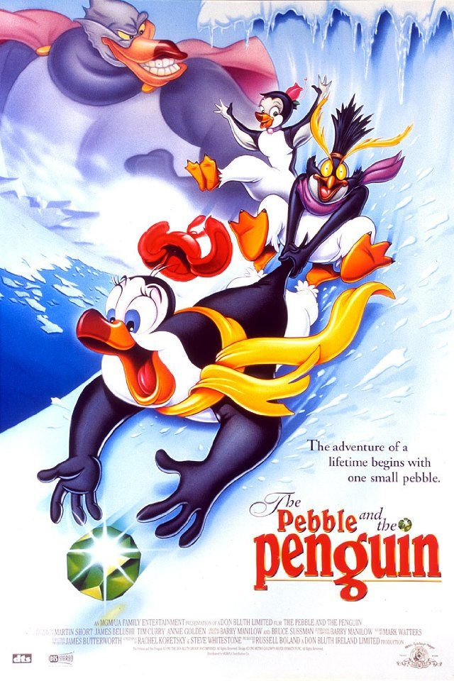 The Pebble and the Penguin 1995