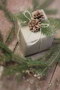 Beautiful Wrapped Christmas Gifts - Bing Images