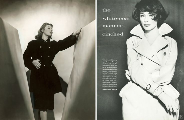 Like a movie star.Pictured: (from left) Greer Garson, Barbara Rush