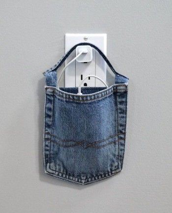 Blue jeans, crafting, craft hacks, repurpose projects, upcycling projects…