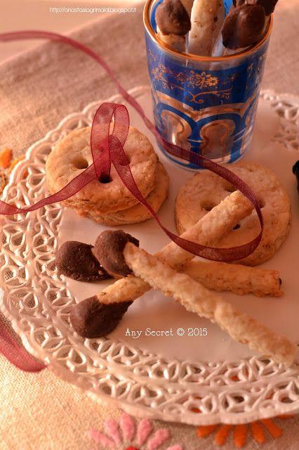 Biscotti fiammifero di Luca Montersino