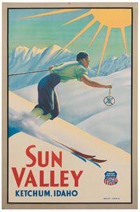 U.S. road trip: skiing in Sun Valley in Ketchum, ID