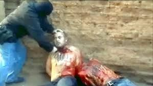 Image result for colombian cartel chainsaw