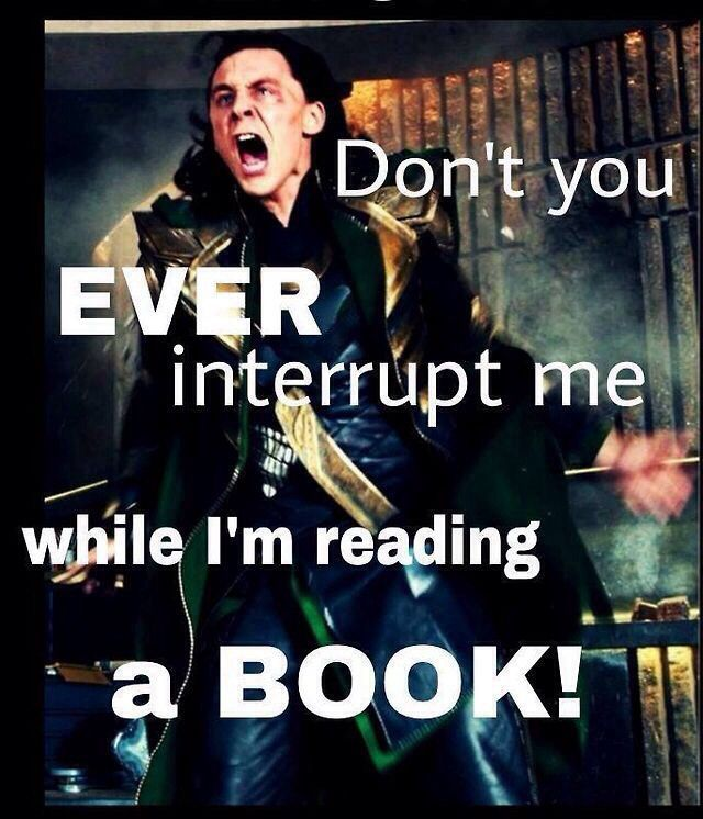 Exactly how I feel when I keep being interrupted.