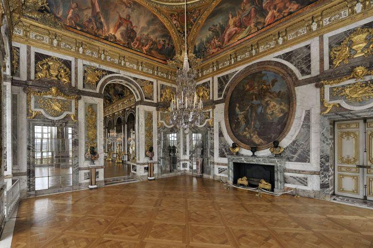 La Galerie Des Glaces Versailles Hall Of Mirrors