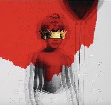 Roy Nachum Rihanna album cover
