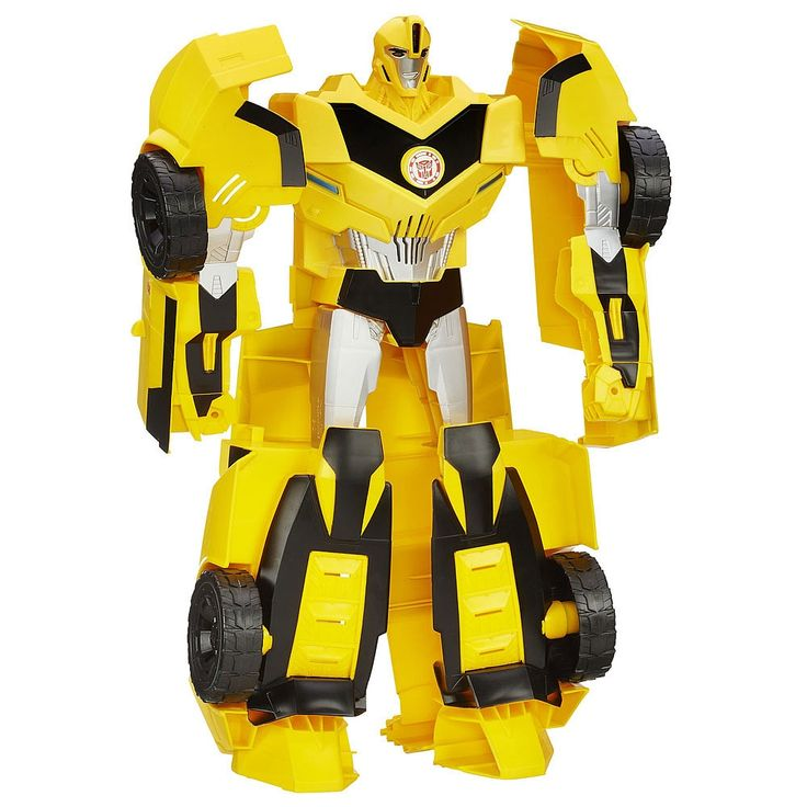 "Transformers Robots in Disguise - Figurine Super Bumblebee - Hasbro - Toys""R""Us"