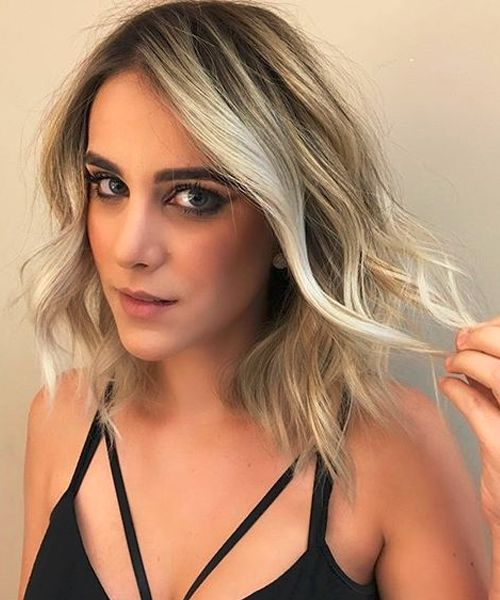 24 Devastating Medium Ombre Layered Hairstyles 2018 for Women to Look Stunning