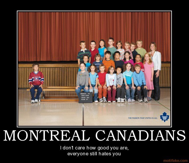 Canadian Humor: Go Leafs Go!