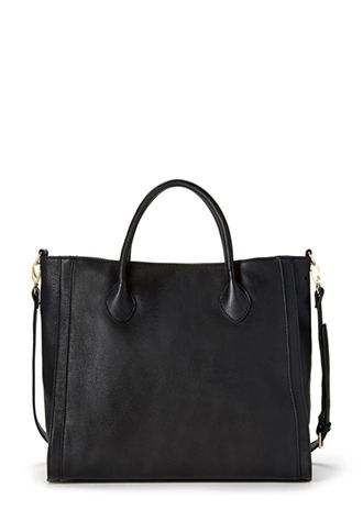 Sophisticate Faux Leather Tote | FOREVER 21 - 1000089528