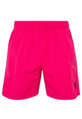 HAWAIIAN - Badeshorts - red raspberry
