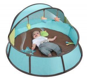 Babymoov Multifunkcyjny Namiot z Elementami Maty Edukacyjnej