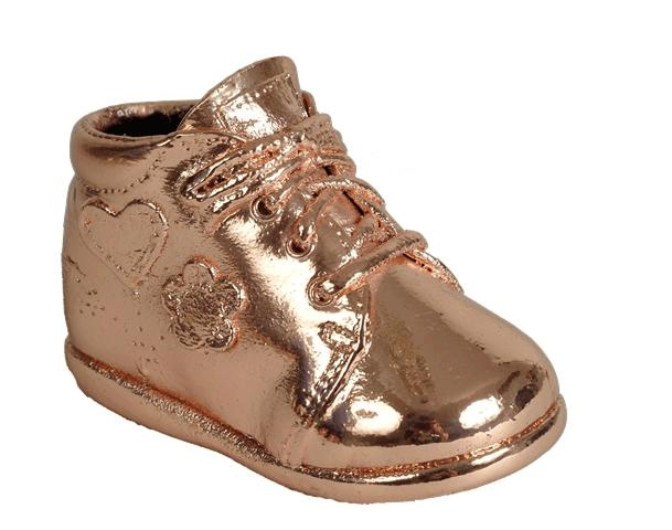 Baby Shoe Bronzing Tips