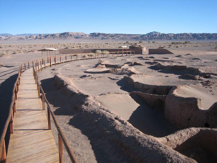 Aldea Tulor Archaeological Site - San Pedro De Atacama