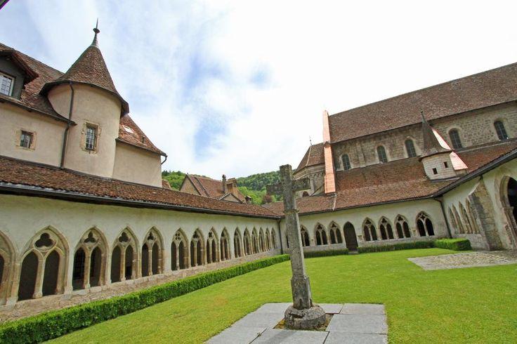 St. Ursanne, Switzerrland.