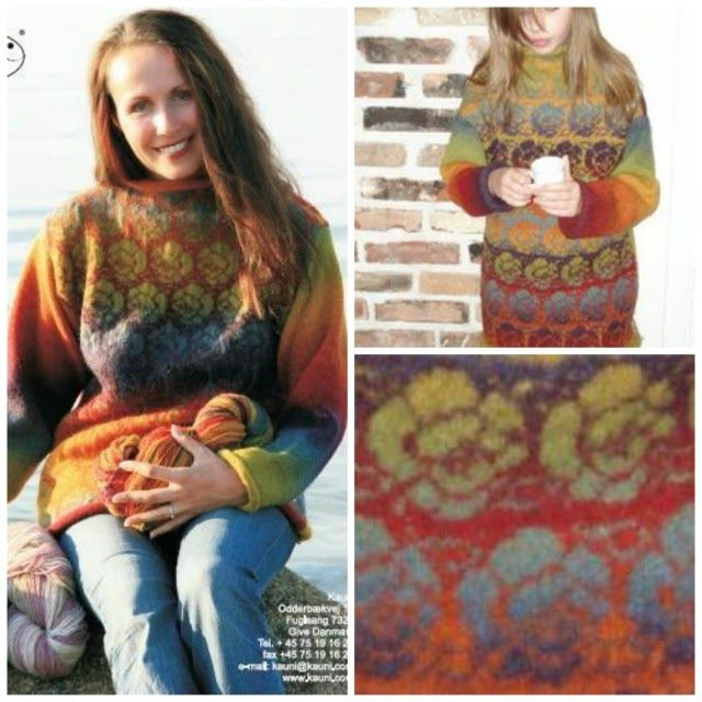 modele tricot jacquard gratuit