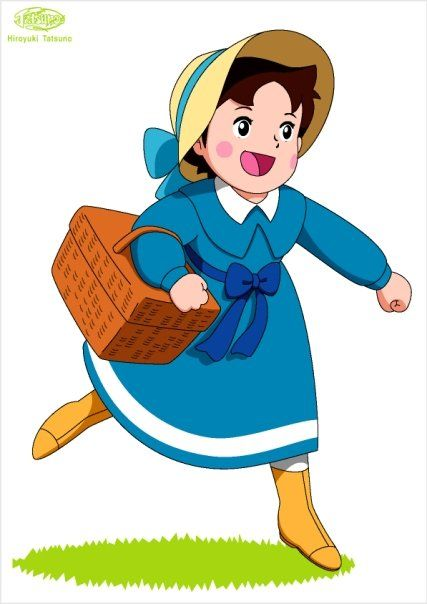 heidi in blue.. came back to home http://heidicartoon.blogspot.in